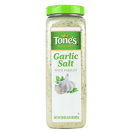 Tone's Garlic Salt with Parsley (29 oz.)