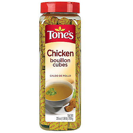 Bouillon Cubes Chicken 25 oz