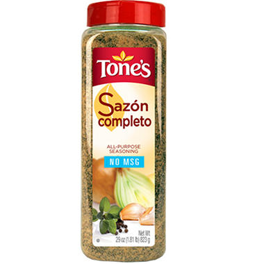 Tone's All Purpose Seasoning - 29 oz.