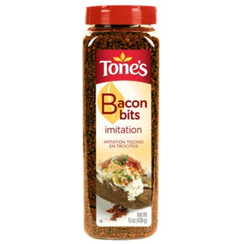 Tone's Imitation Bacon Bits (15 oz.)