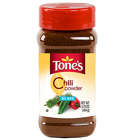 Tone's® Chili Powder - 5.75 oz.