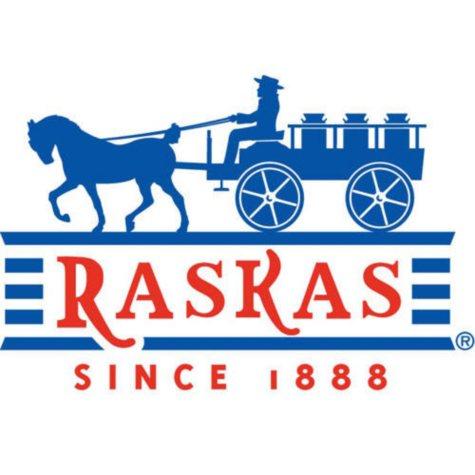 Raskas Cream Cheese Loaf (30 lb.)