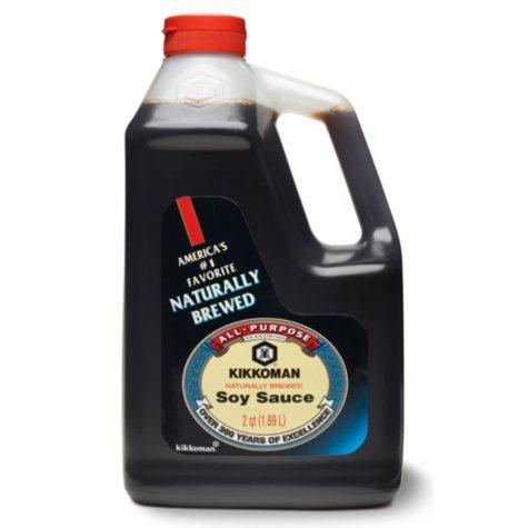 Kikkoman Soy Sauce - 2 qt.