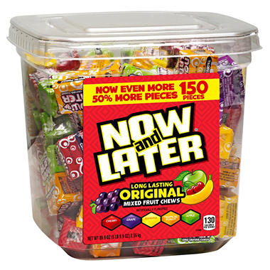 Now & Later Candy (150 ct.)