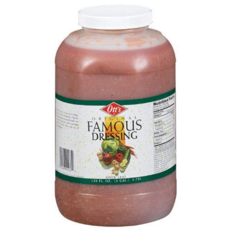 Ott's Original Famous Dressing and Marinade (1 gal.)