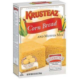 Krusteaz Corn Bread and Muffin Mix - 80 oz.