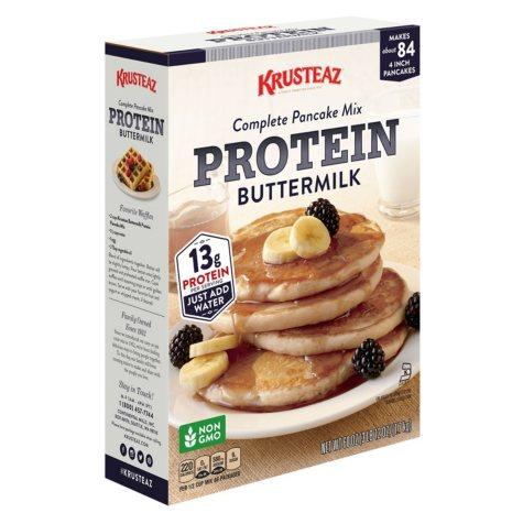 Krusteaz Protein Pancakes Mix (60 oz.)