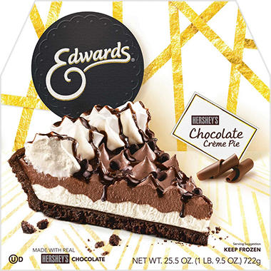 Edwards Hershey's® Creme Pie (25.5 oz.)