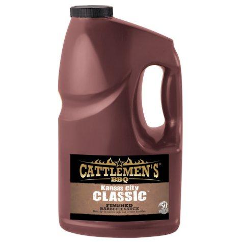 Cattlemen's BBQ Sauce (5 gals.)