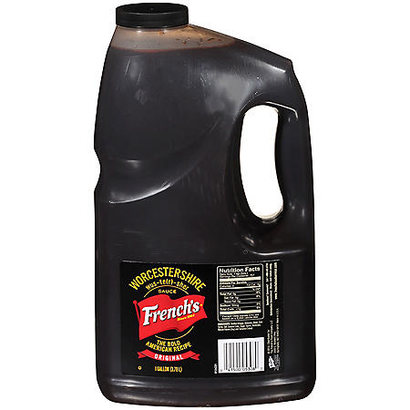 French's Classic Regular Worcestershire Sauce (1 gal.)
