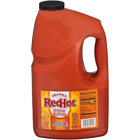 Frank's RedHot Original Buffalo Wing Sauce (1 gal.)
