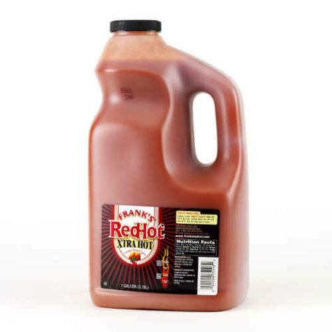 Frank's Red Hot Sauce - 1 gal.