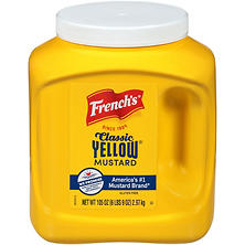 French's® Classic Yellow Mustard - 105oz