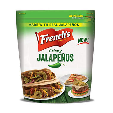 French's Crispy Jalapenos (20 oz.)