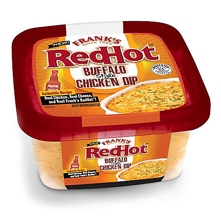 Frank's RedHot Buffalo Chicken Dip (28 oz.)