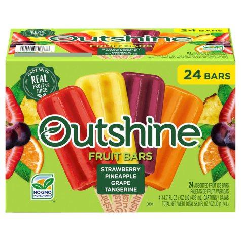 Nestle Outshine Fruit Bars Variety Pack (24 pk.)