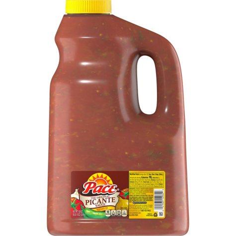 Pace Picante Sauce, Medium (138 oz.)