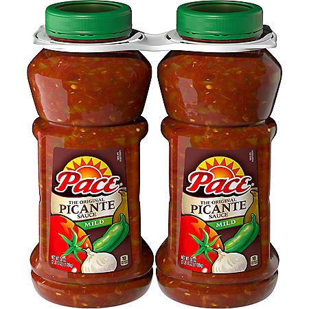 Pace Picante Sauce Mild (38 oz., 2 pk.)