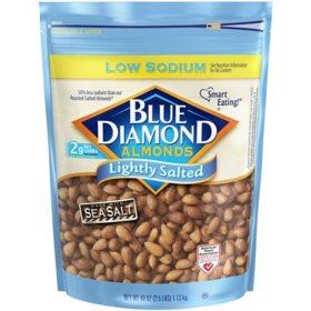 Blue Diamond Lightly Salted Whole Almonds (40 oz.)