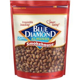 Blue Diamond Smokehouse Almonds (40 oz.)