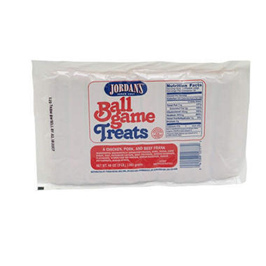 Jordan Ball Game Treats 3lb Pack