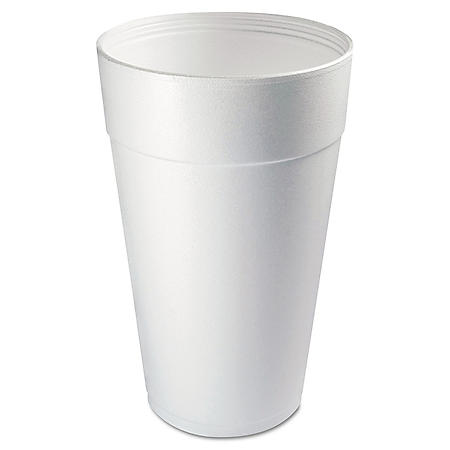 Member's Mark by Dart Foam Cups, 44 oz. (300 ct.) - Hot and Cold