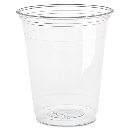 Ultra Clear Cups, Squat, 16 oz., PET, 50/Bag, 1,000/Carton