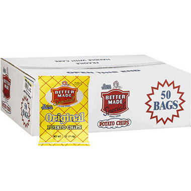 Better Made Special Original Chips 1 oz. (50 ct.)