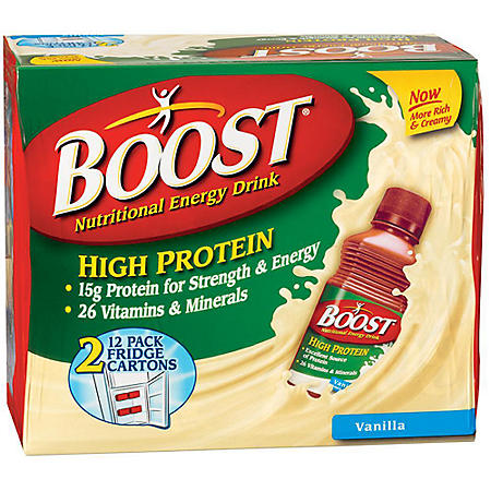 Boost HP Chocolate