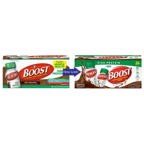 BOOST® High Protein Chocolate