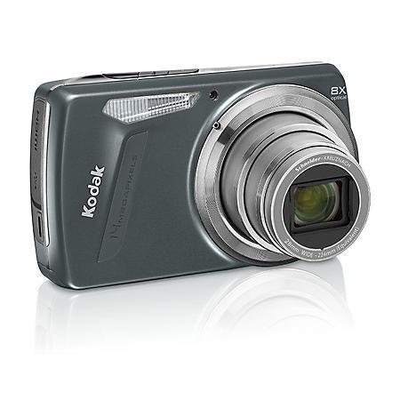 Kodak EasyShare M580 14MP Digital Camera - Blue