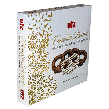 Utz White Chocolate Pretzels - 32 oz.