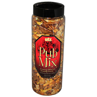 Utz Pub Mix - 36 oz.