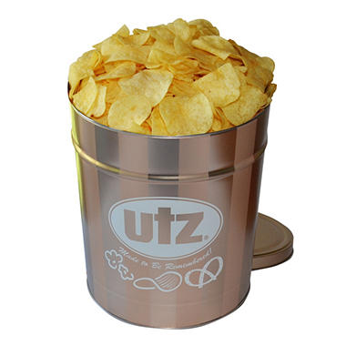 Utz Original Chips, 32 oz. Gift Tin