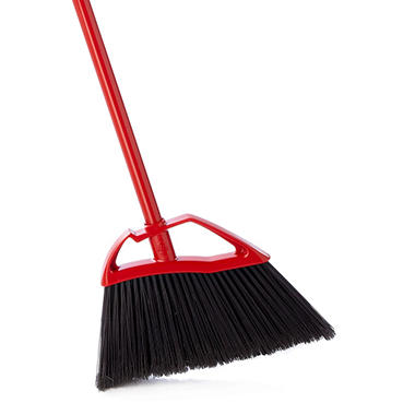 O-Cedar Fast 'N Easy Angle Broom (8 pk.)
