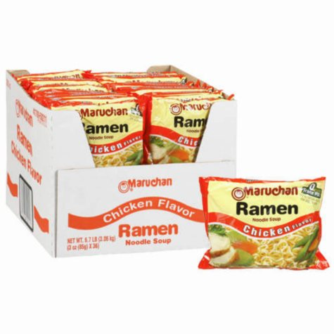 Maruchan® Ramen Noodle Soup
