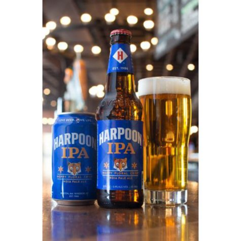 Harpoon IPA (12 fl. oz. bottle, 6 pk.)