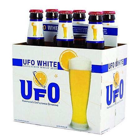 UFO White Ale (12 fl. oz. bottle, 6 pk.)
