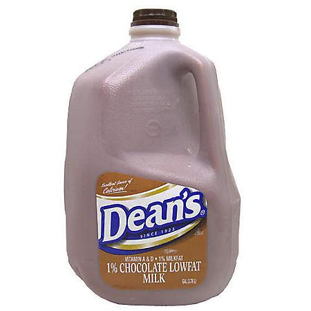 Dean's 1% Chocolate Milk (1 gal.)