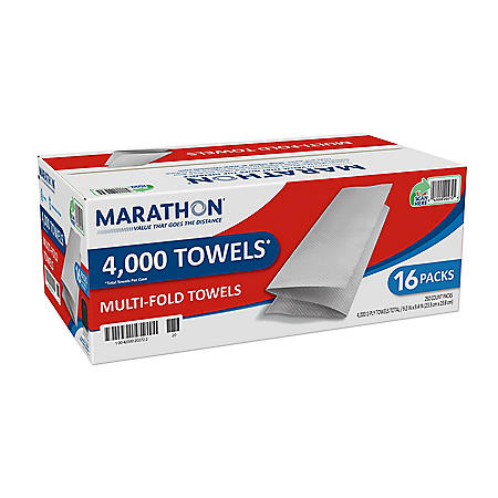 Marathon® Multifold Towels