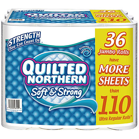 Quilted Northern Soft & Strong® Bath Tissue