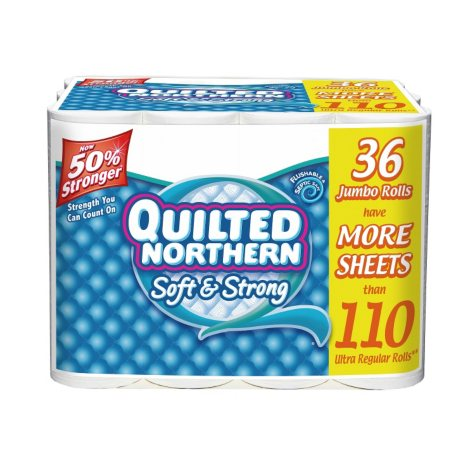 Quilted Northern 36 CT Double Roll