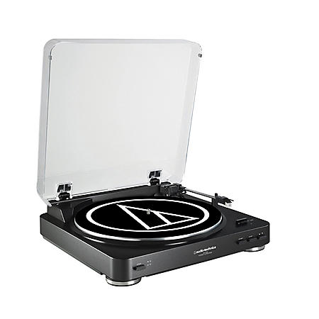 Audio Technica Fully Automatic Belt-Drive Turntable - Various Colors