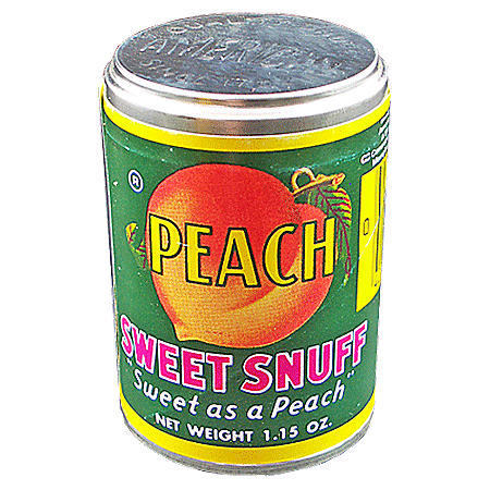 Peach Sweet Snuff (1.15 oz., 12 pk.)