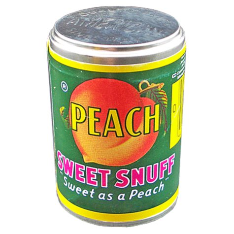 Peach Sweet Snuff (4.65 oz., 12 pk.)