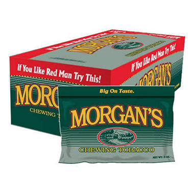 Morgan's Chewing Tobacco - 12 / 3 oz.
