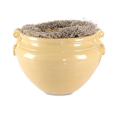 Nu-Dell Sparta Fiberglass Floor Pot