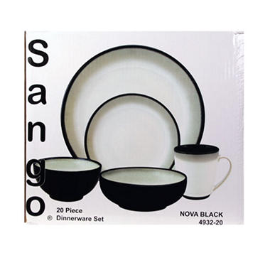 SANGO NOVA 20 PC DINNERWARE  sc 1 st  Samu0027s Club & SANGO NOVA 20 PC DINNERWARE - Samu0027s Club