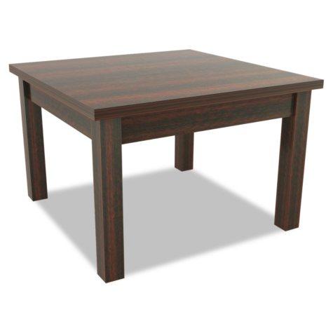 "Alera Valencia Series 23 5/8"" Occasional Rectangular Table, Select Color"