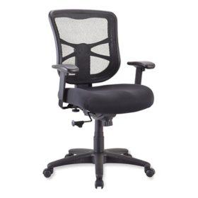 mid back chair sam s club